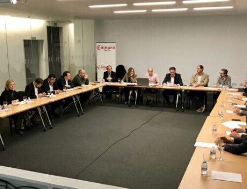 Primera reunión del nuevo Pleno de la Cámara de Comercio de Albacete