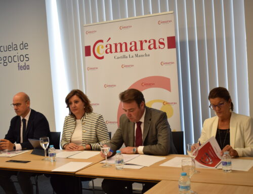 El Pleno del Consejo Regional de Cámaras se ha reunido en Albacete