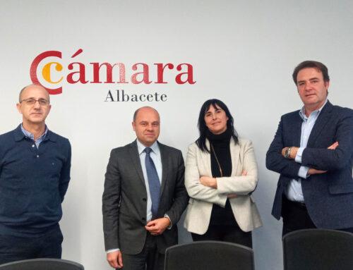 La Cámara de Albacete y el Colegio de Economistas trabajan en la presentación de la Guía para Pymes ante los Objetivos de Desarrollo Sostenible