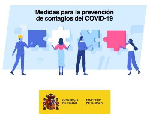 Guía de buenas prácticas en los centros de trabajo frente al COVID-19