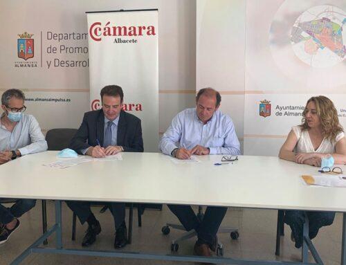 La Cámara de Comercio y el Ayuntamiento de Almansa colaboran en el marco del Programa PICE