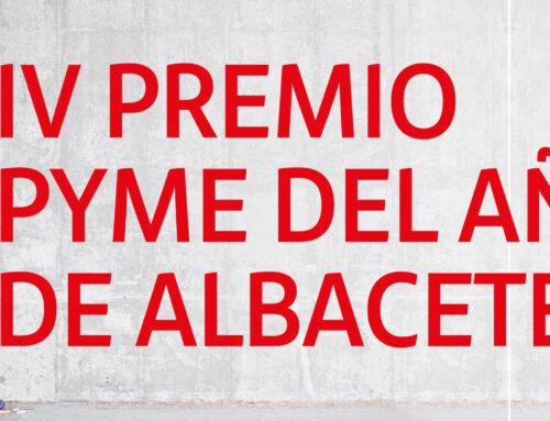 IV Premio Pyme del Año de Albacete 2020