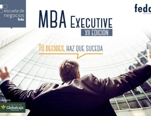 Abierto el plazo de inscripciones para el MBA Executive de la Escuela de Negocios FEDA